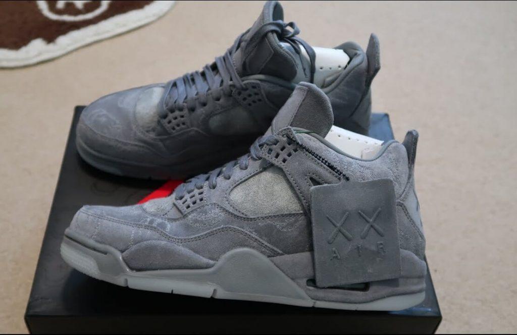 fake Nike Air Jordan 4
