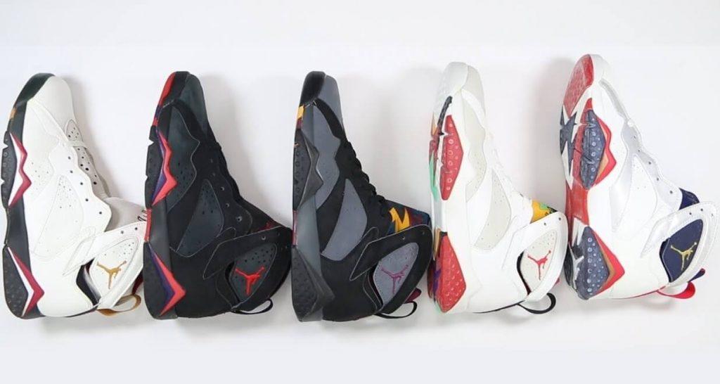 fake Nike Air Jordan 7