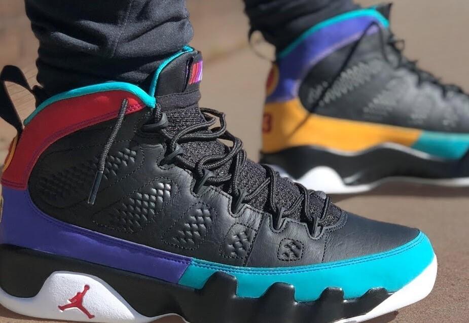 fake Nike Air Jordan 9